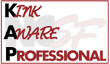 kink aware professionals logo